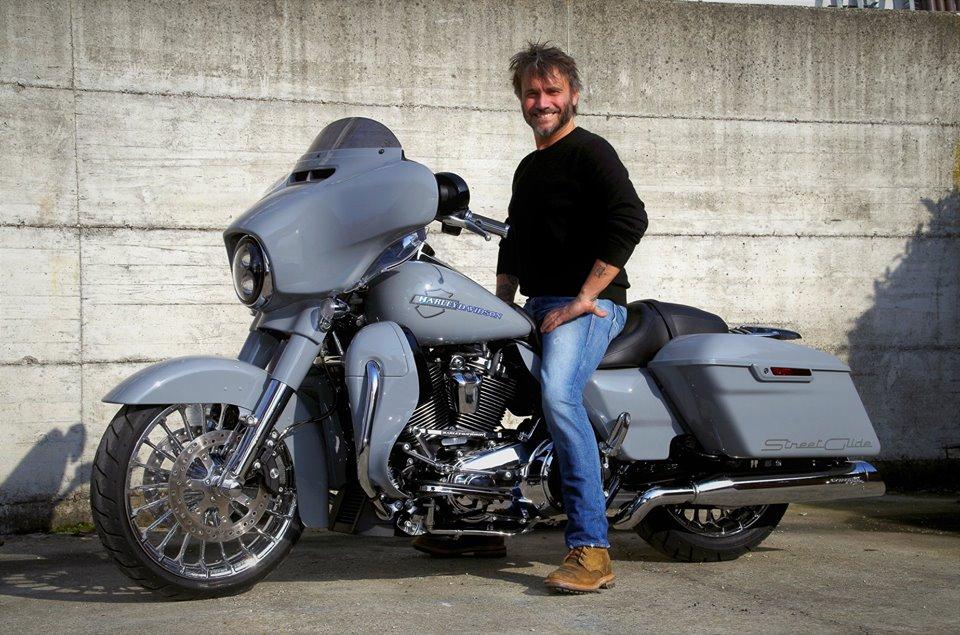 Harley Davidson  - 84